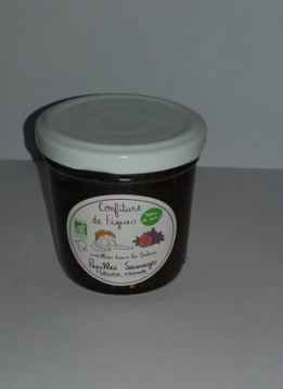 Confiture figues 120g